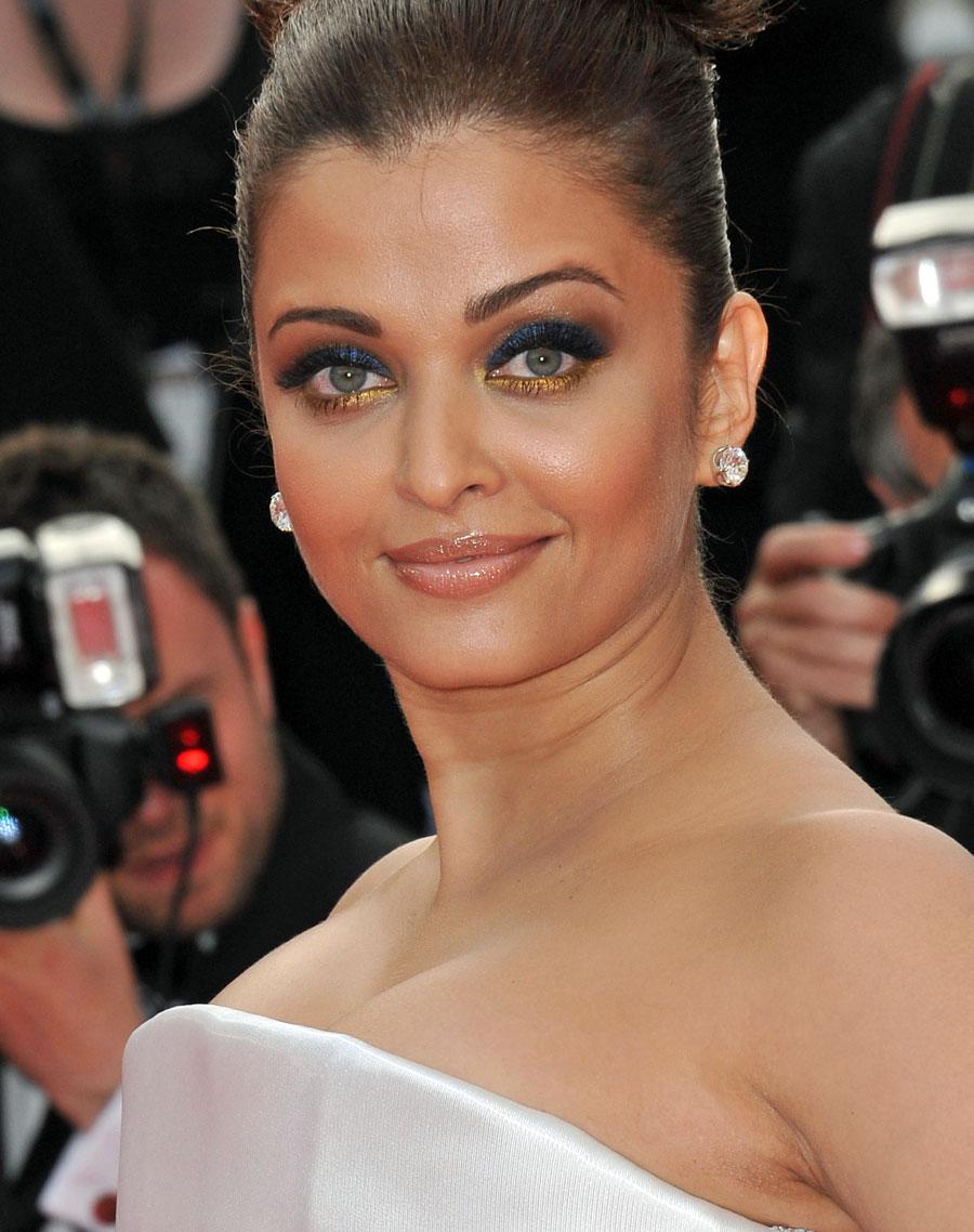 Maquiagem Aishwarya Rai