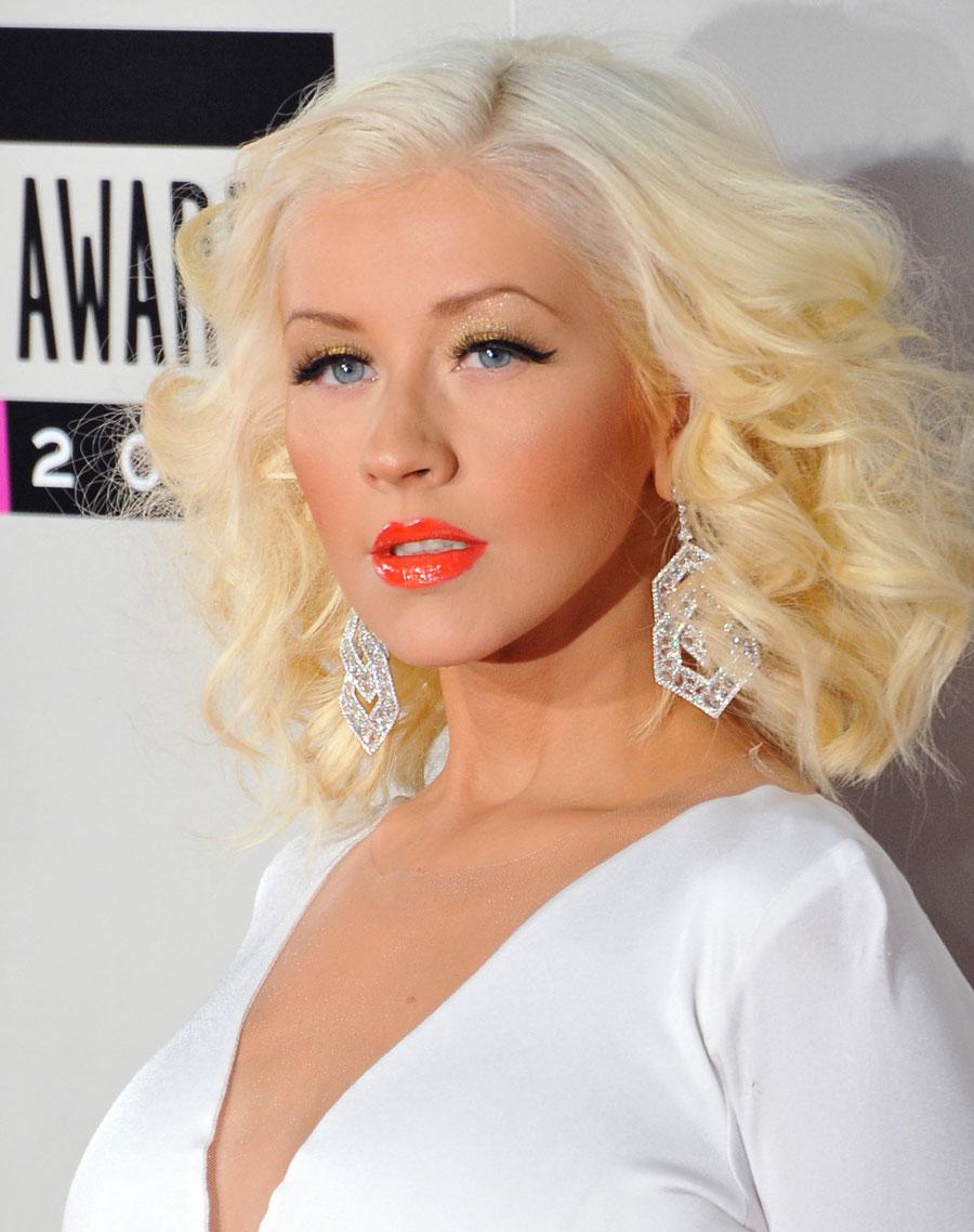 Maquiagem Christina Aguilera