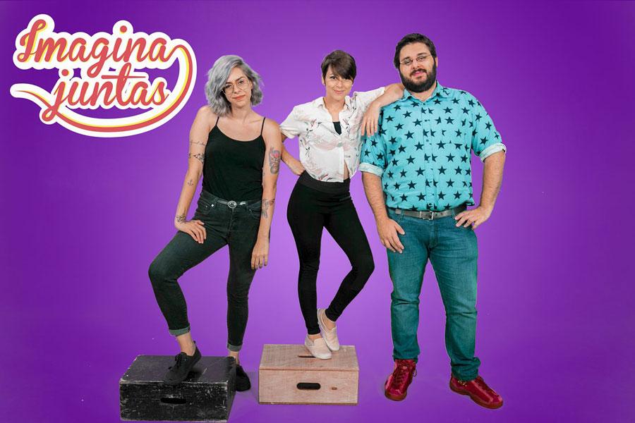 Podcast Imagina Juntas