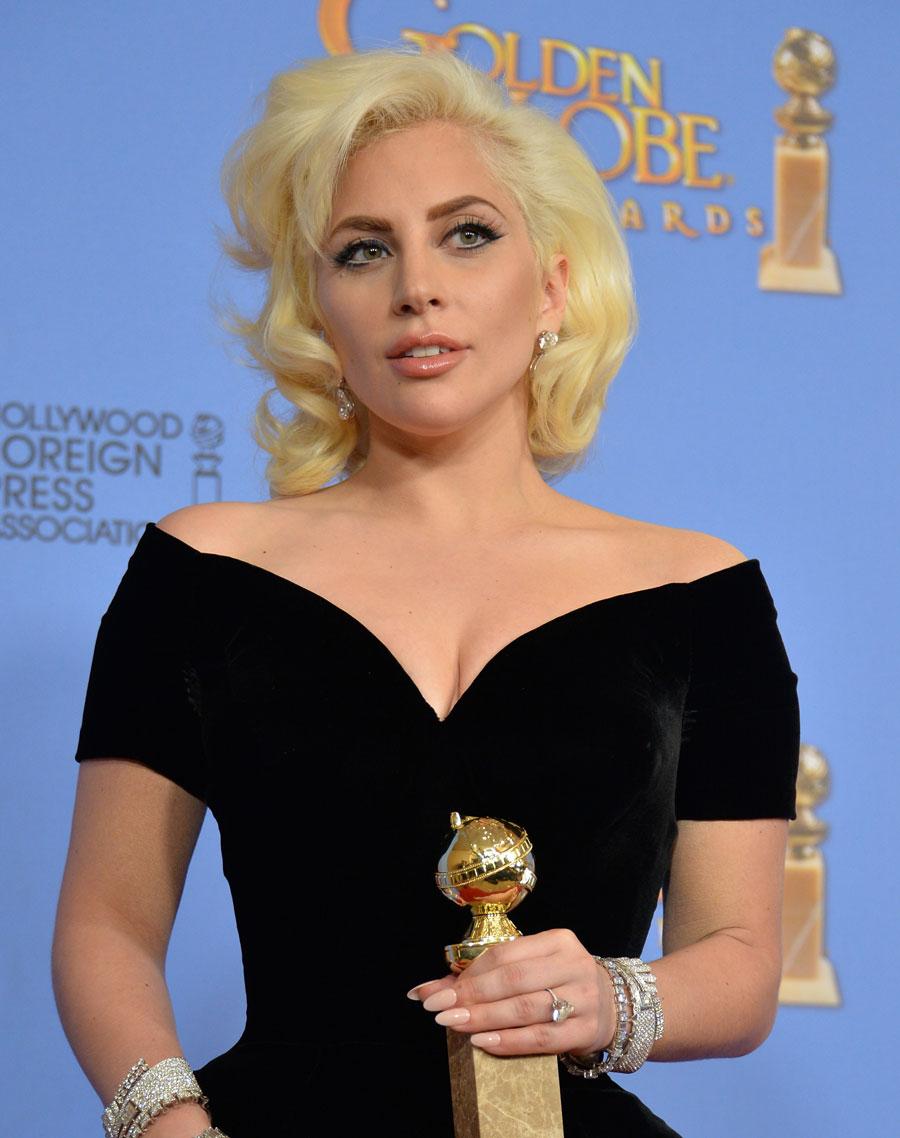 Maquiagem Lady Gaga