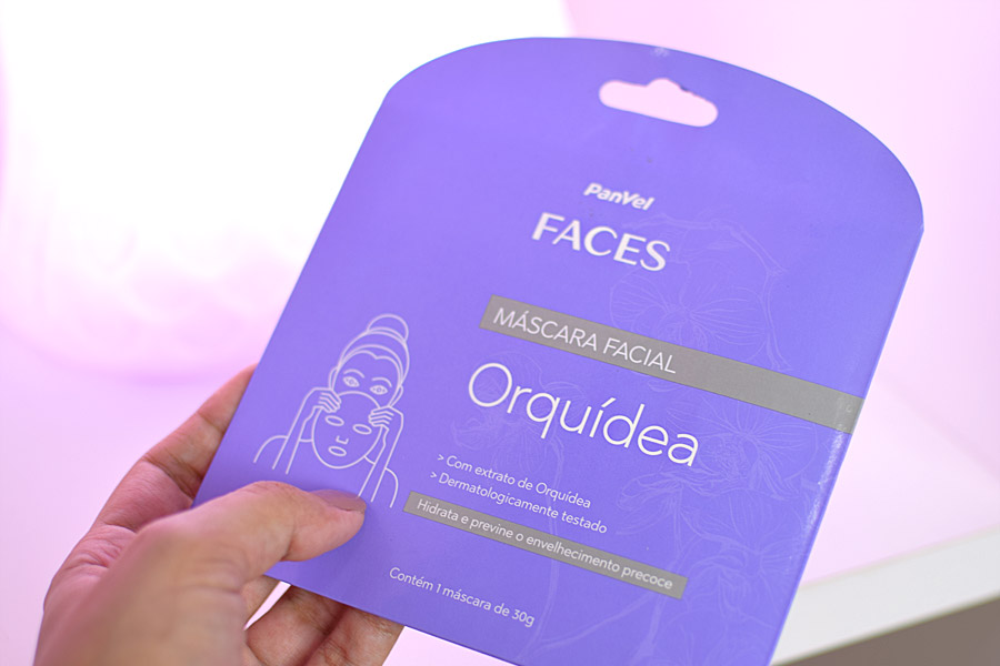 Panvel Faces Máscara Facial Orquídea