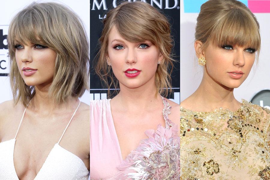 Maquiagem Taylor Swift