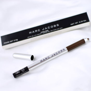 Resenha: Marc Jacobs  Beauty Highliner Matte Gel Eye Crayon cor (Earth)Quake