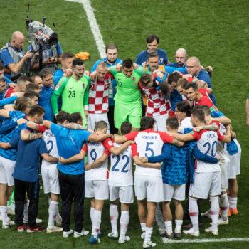 Seleção Croata de Futebol
