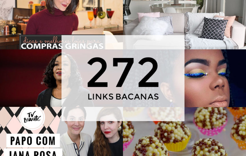 Links Bacanas #272