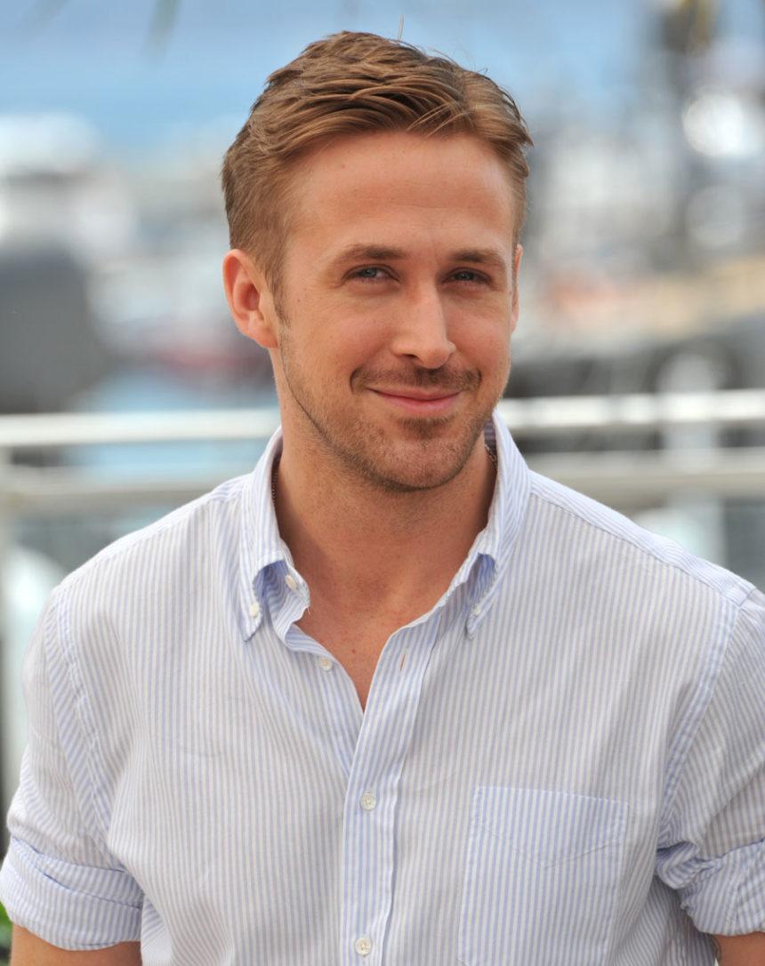 Ô, lá em casa… Ryan Gosling