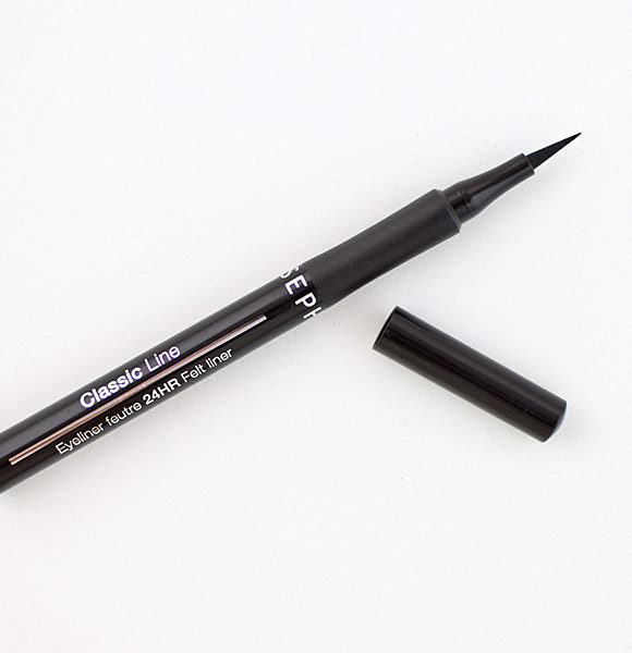 Resenha: Classic Line Felt Eyeliner Sephora Collection