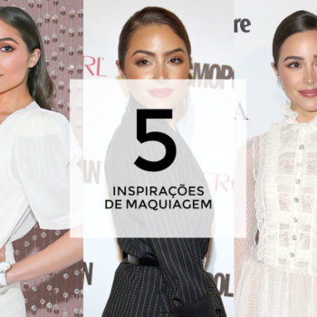 + 5 inspirações de maquiagem com Olivia Culpo