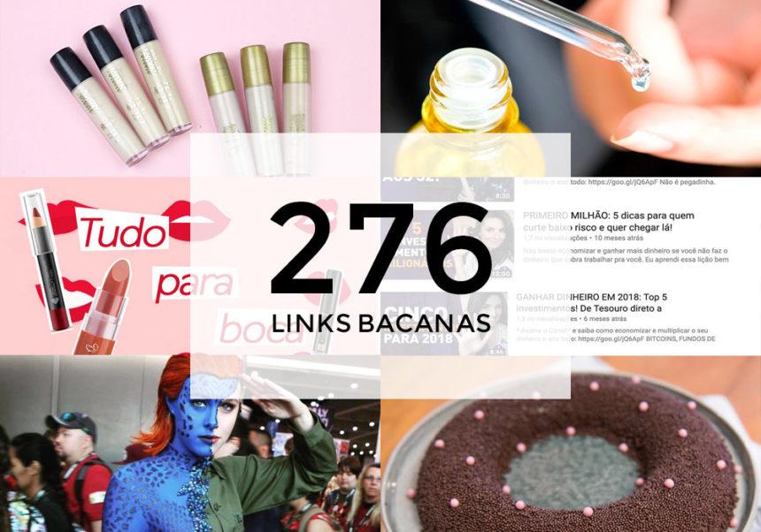 Links Bacanas #276