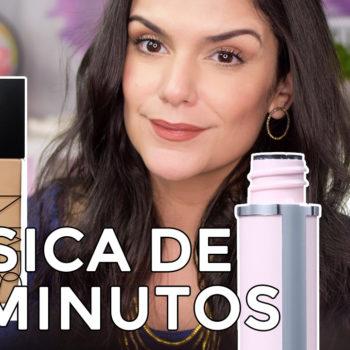 Publi: Serozinc em versão baby de 50ml + maquiagem básica de 15min