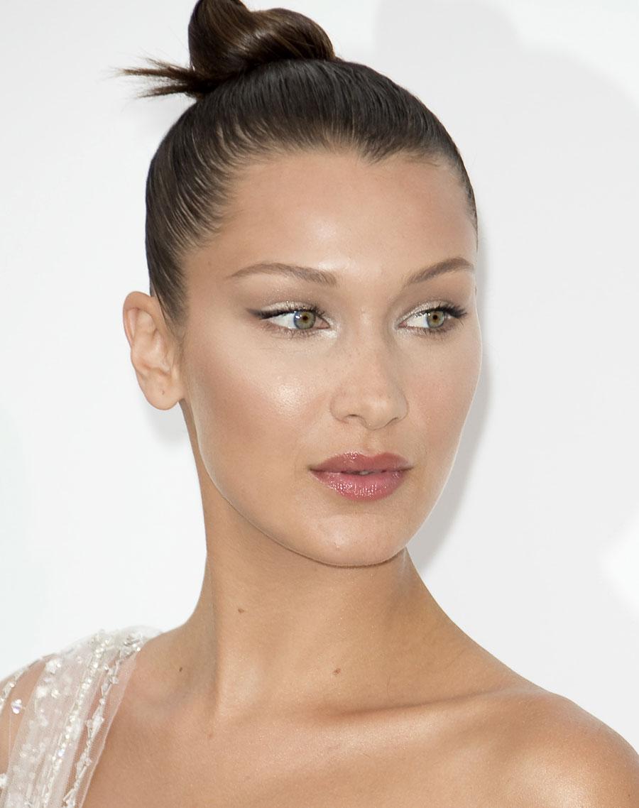 Maquiagem Bella Hadid