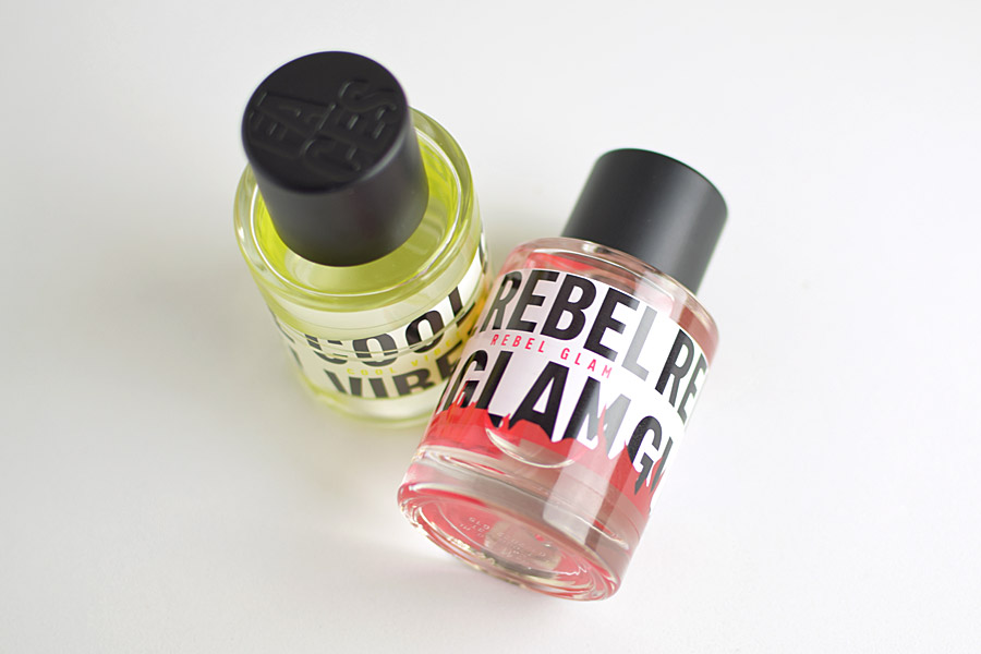 Natura Faces Cool Vibe e Rebel Glam