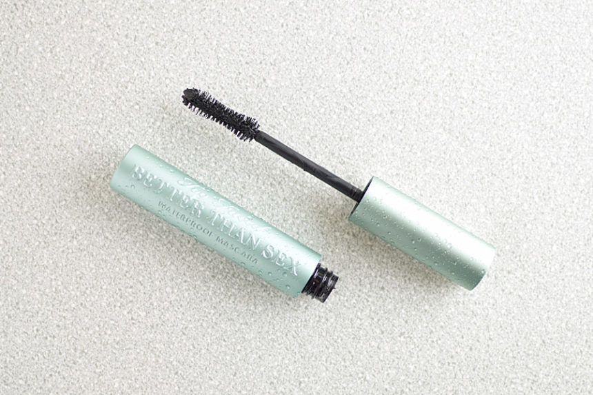 Resenha: Too Faced Better Than Sex Waterproof Mascara