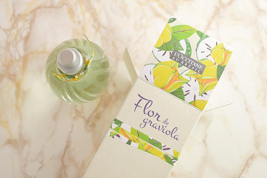 Flor de Graviola de L'Occitane au Brésil