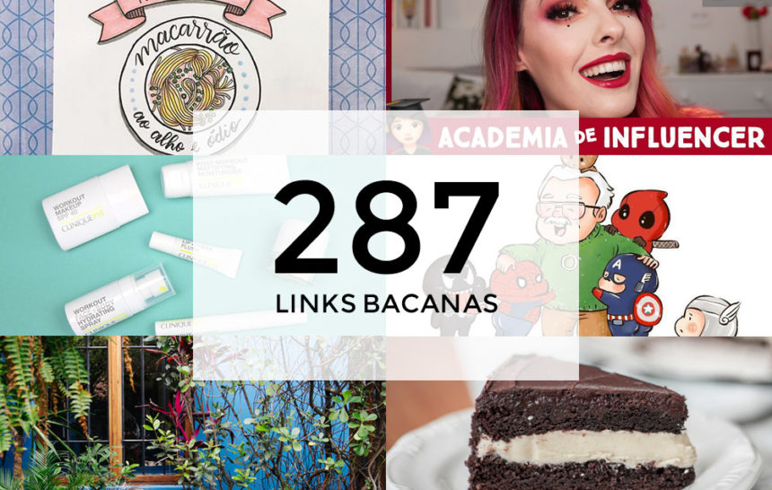 Links Bacanas #287