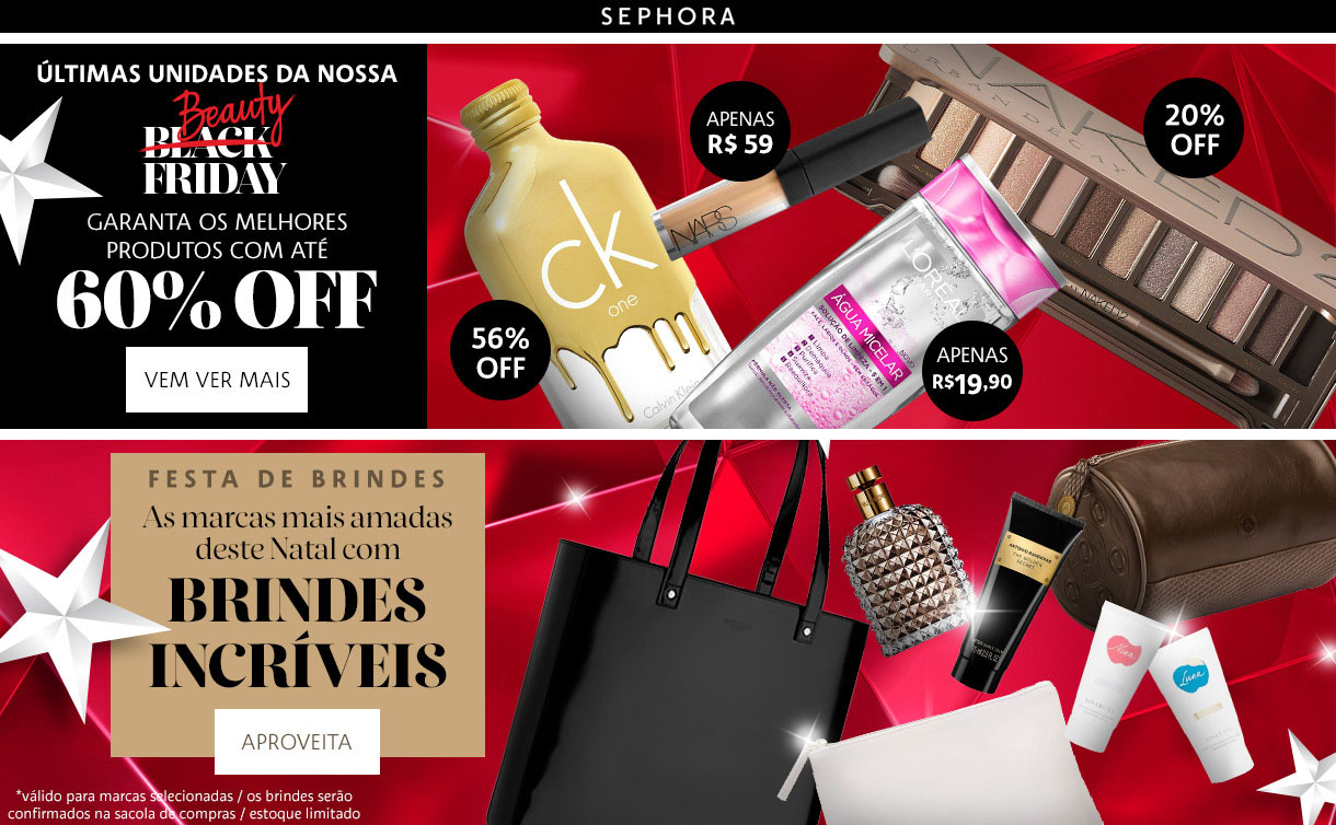 Promos Sephora