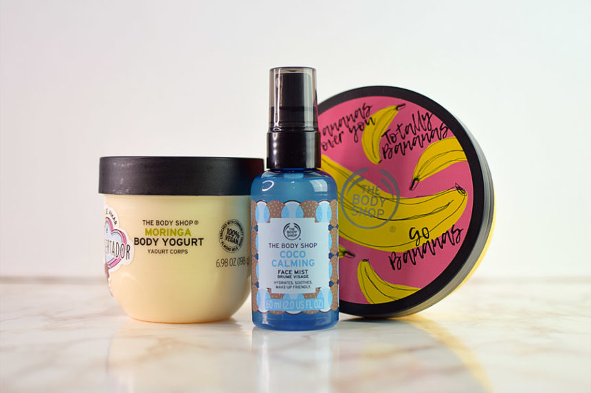 Novidades The Body Shop