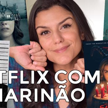Netflix com o Marinão