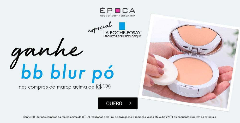 Promo com brinde La Roche-Posay