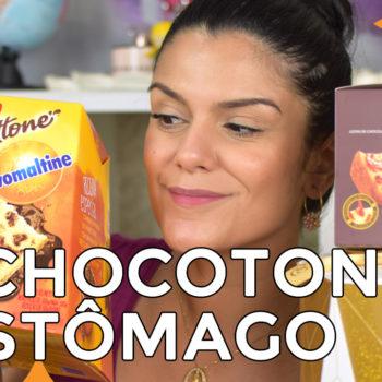 Degustando chocotones (edição 2018)