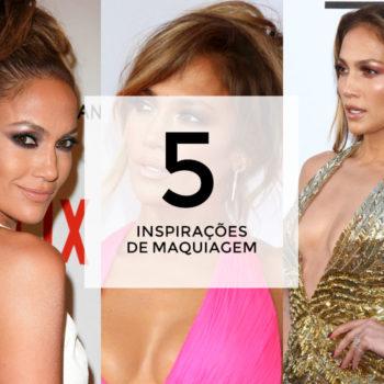 Maquiagem Jennifer Lopez