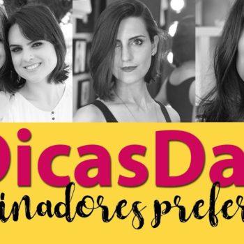 #DicasDas3: Nossos iluminadores preferidos com Makeup Atelier, 2Beauty e Coisas de Diva