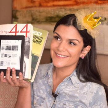 #CarnaThriller: Leituras de suspense pro feriado!