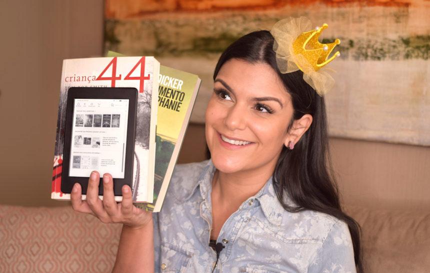 Publi #CarnaThriller: Leituras de suspense pro feriado