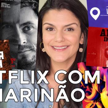 Netflix com o Marinão: American Crime Story, Sequestrada à Luz do Dia, Instant Hotel e muito mais!