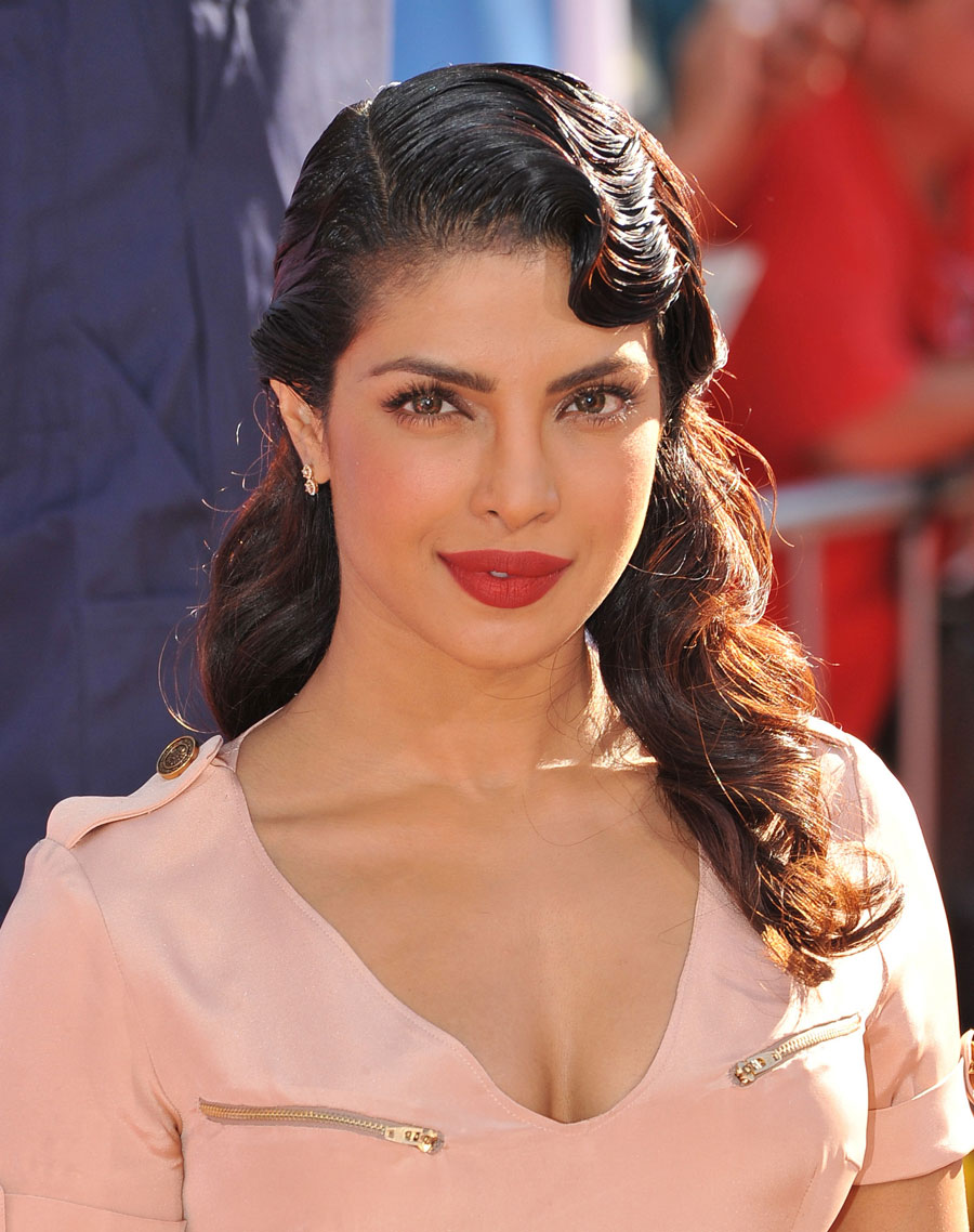 Maquiagem Priyanka Chopra