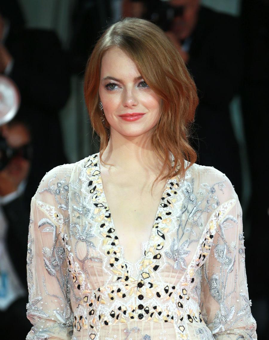 Maquiagem Emma Stone