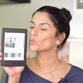 5 motivos pelos quais meu Kindle Paperwhite é muito bacana!