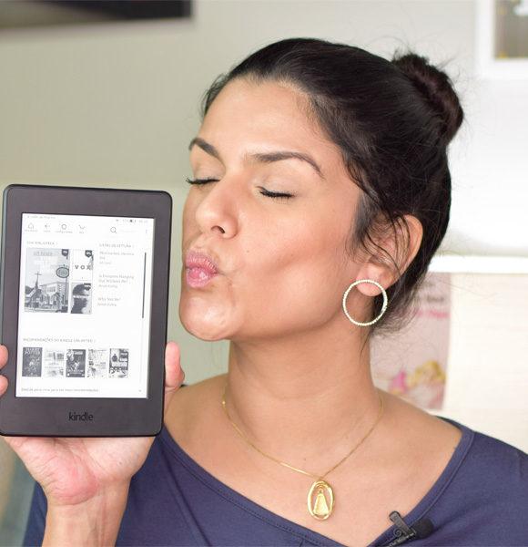 Publi: 5 motivos pelos quais meu Kindle Paperwhite é muito bacana!