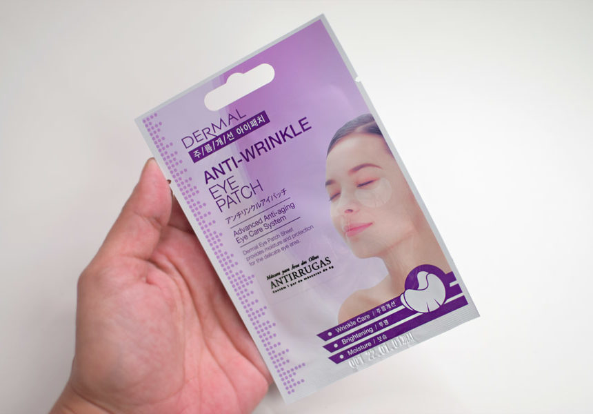 Dermal Anti-Wrinkle Eye Patch