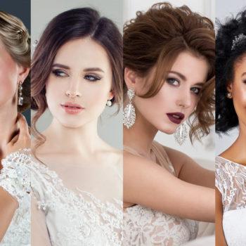 Mais inspirações de maquiagem para noivas