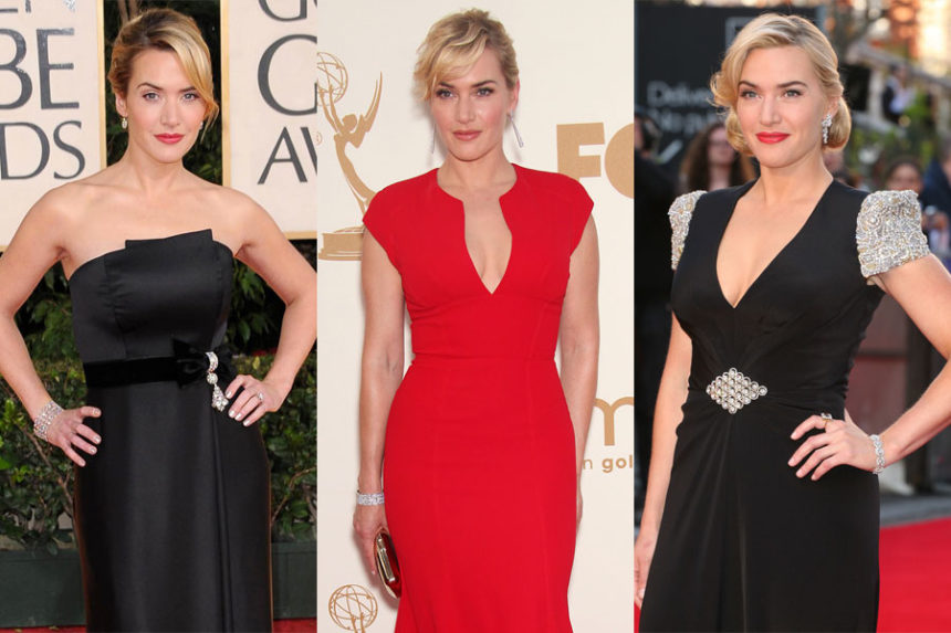 5 inspirações de maquiagem com Kate Winslet