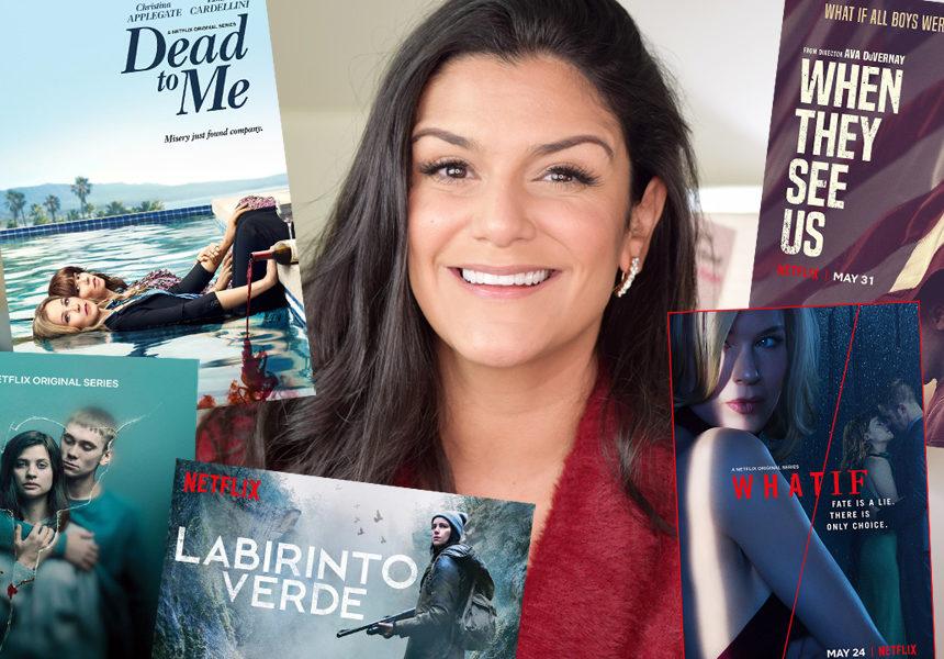 Netflix com o Marinão: Olhos Que Condenam, Disque Amiga Para Matar e mais!