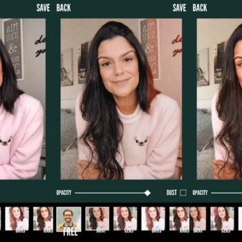 Não é make, mas é demais: App pra deixar suas fotos com jeitinho vintage