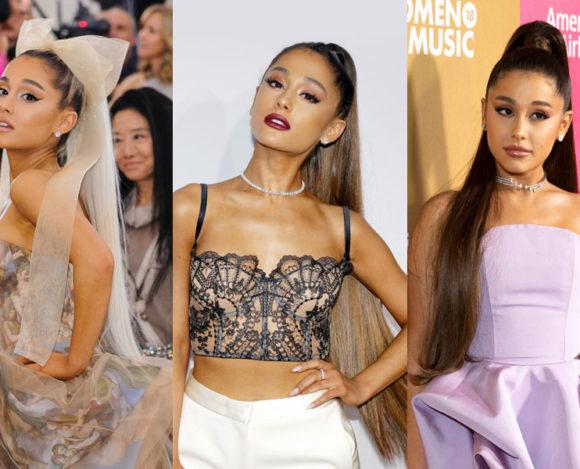 5 inspirações de maquiagem com Ariana Grande