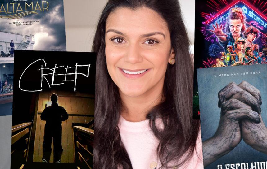Netflix com o Marinão: O Escolhido, Stranger Things 3 e mais!