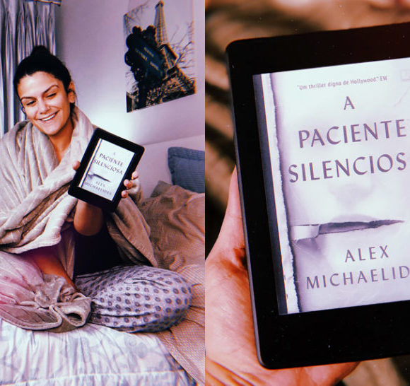 Insta LIVE do Clube do Livro: A Paciente Silenciosa (contém SPOILERS)
