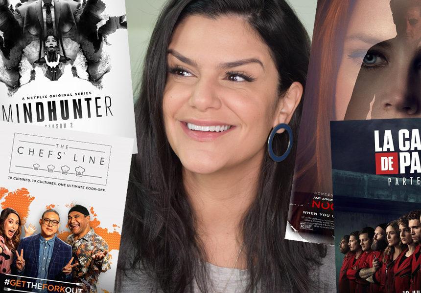 Netflix com o Marinão: Novas temporadas de Mindhunter, La Casa de Papel e mais!