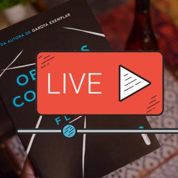 Insta LIVE do Clube do Livro: Objetos Cortantes (contém SPOILERS)