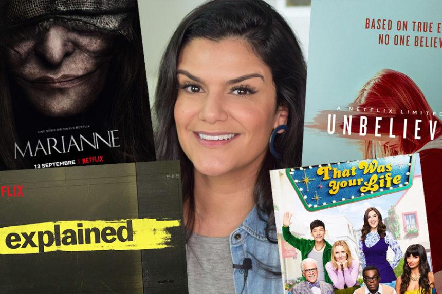 Netflix com o Marinão: Marianne, Inacreditável, Explicando e mais!
