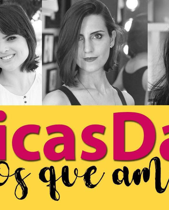 #DicasDas3: Livros que amamos