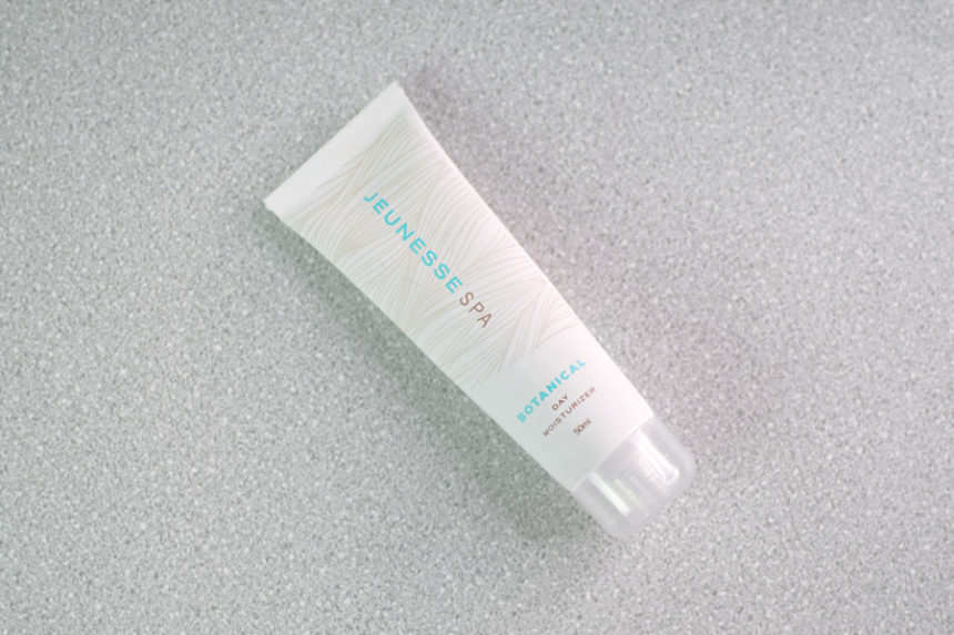 Jeunesse Spa Botanical Day Moisturizer