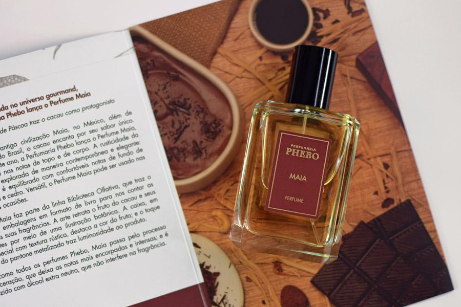 Perfume Maia Perfumaria Phebo