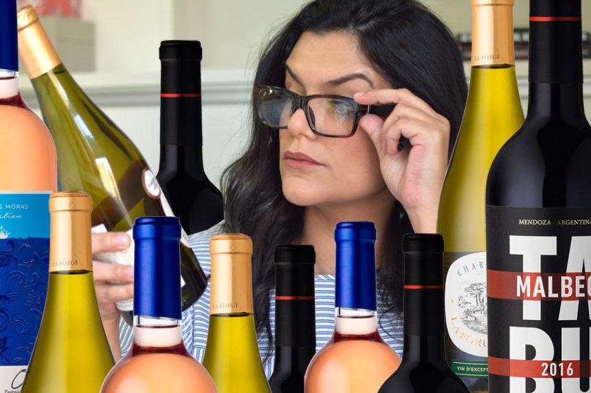 Desvendando vinhos em 5min *