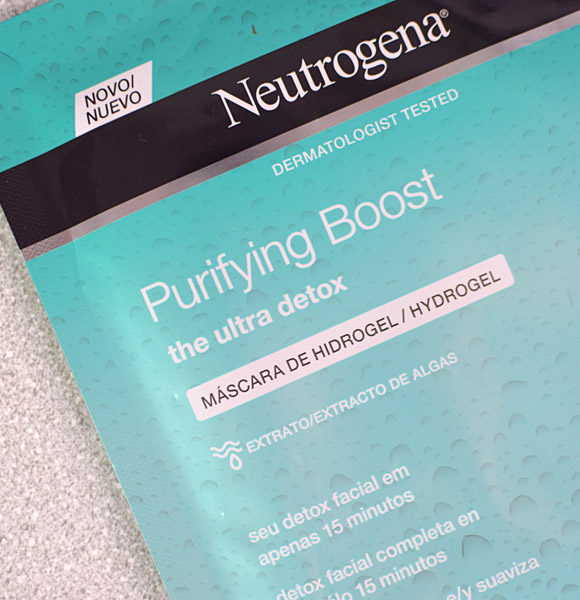 Máscara Facial Neutrogena Purifying Boost