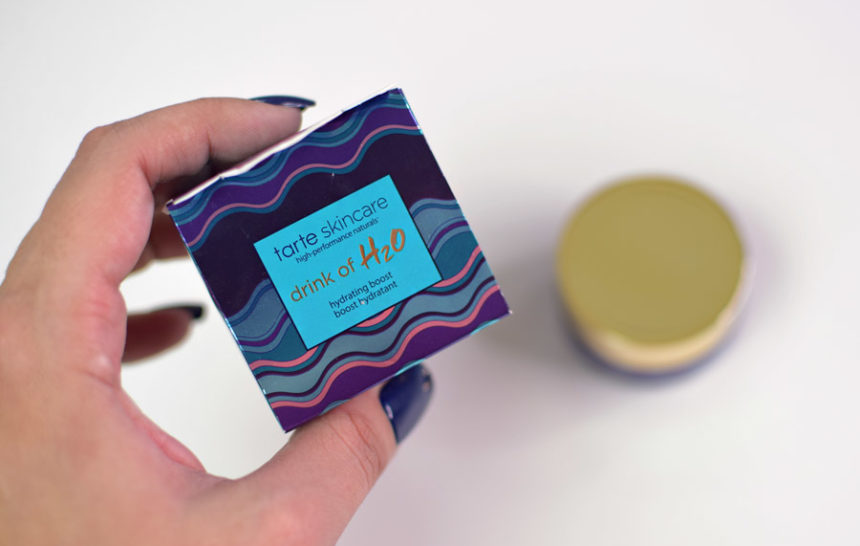 Tarte Skin Care Drink of H2O Hydrating Boost
